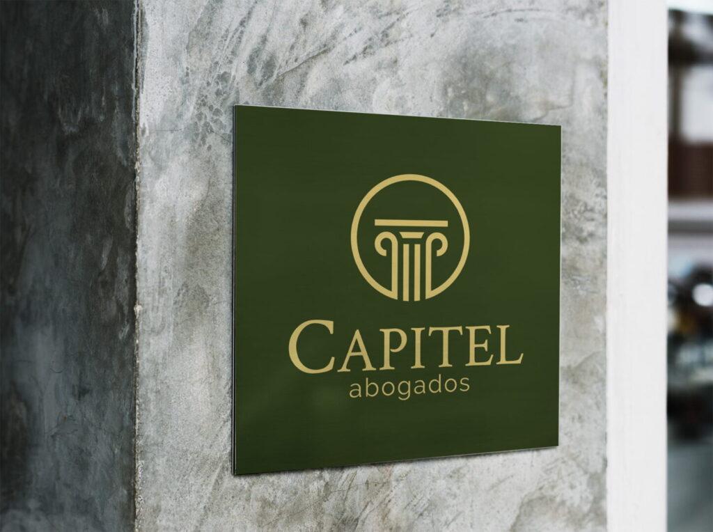 Logo Capitel Abogados